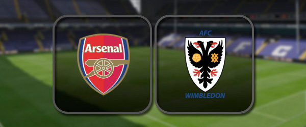 Арсенал - Уимблдон: Лучшие моменты