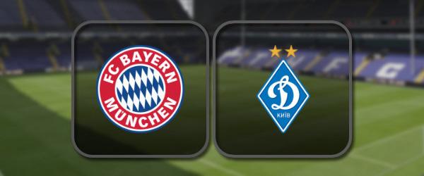 Бавария - Динамо Киев: Полный матч и Лучшие моменты