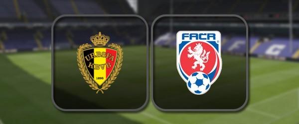 Бельгия - Чехия: Полный матч и Лучшие моменты