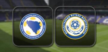 Босния и Герцеговина - Казахстан