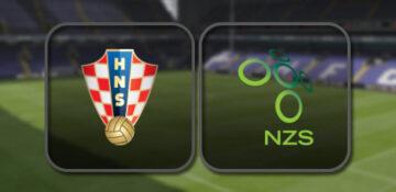 Хорватия - Словения
