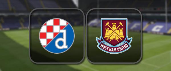 Динамо Загреб - Вест Хэм: Лучшие моменты