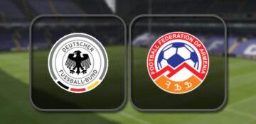 Германия - Армения
