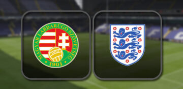 Венгрия - Англия
