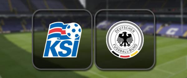 Исландия - Германия: Полный матч и Лучшие моменты