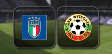 Италия - Болгария