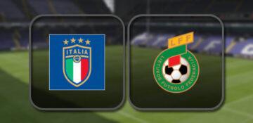 Италия - Литва