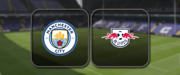 Манчестер Сити - РБ Лейпциг: Полный матч и Лучшие моменты