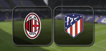 Милан - Атлетико