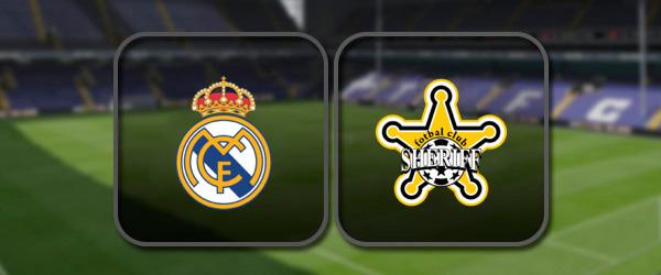 Реал Мадрид - Шериф онлайн трансляция