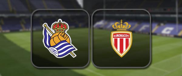 Реал Сосьедад - Монако: Лучшие моменты