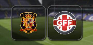 Испания - Грузия