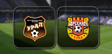 Урал - Арсенал Тула