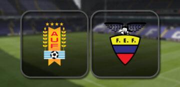 Уругвай - Эквадор
