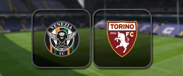 Венеция - Торино: Полный матч и Лучшие моменты