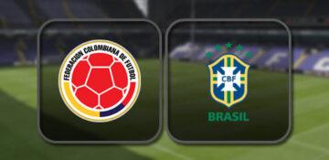Колумбия - Бразилия