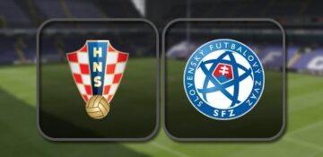 Хорватия - Словакия