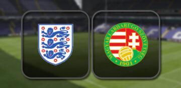 Англия - Венгрия