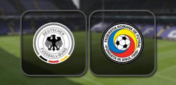 Германия - Румыния